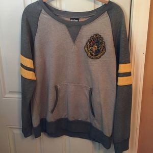 Harry Potter Hogwarts House Crest Jersey